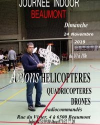 Journée Indoor Beaumont 24 novembre 2019